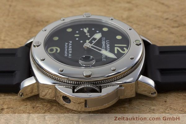 Used luxury watch Panerai Luminor Submersible steel automatic Kal. ETA A05511 Ref. OP6527 LIMITED EDITION | 160982 05