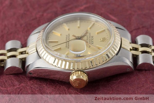 Used luxury watch Rolex Lady Datejust steel / gold automatic Kal. 2030 Ref. 6917  | 160986 05