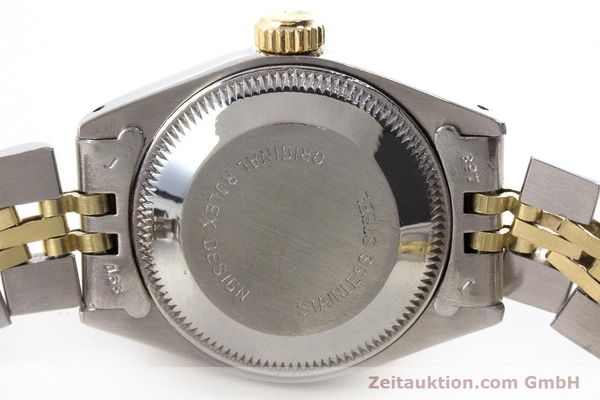 Used luxury watch Rolex Lady Datejust steel / gold automatic Kal. 2030 Ref. 6917  | 160986 08