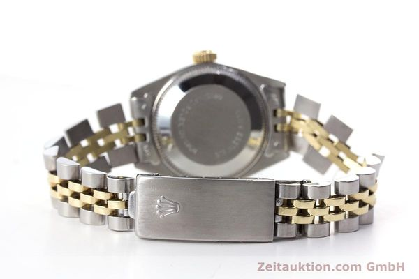 Used luxury watch Rolex Lady Datejust steel / gold automatic Kal. 2030 Ref. 6917  | 160986 12