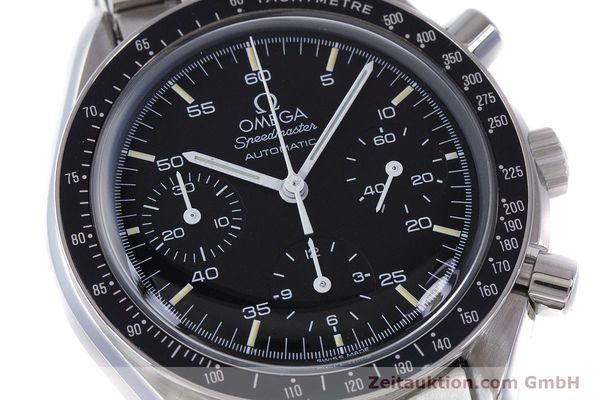 Used luxury watch Omega Speedmaster chronograph steel automatic Kal. 2890A2 Ref. 3510.50.00  | 160992 02
