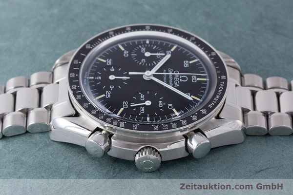 Used luxury watch Omega Speedmaster chronograph steel automatic Kal. 2890A2 Ref. 3510.50.00  | 160992 05