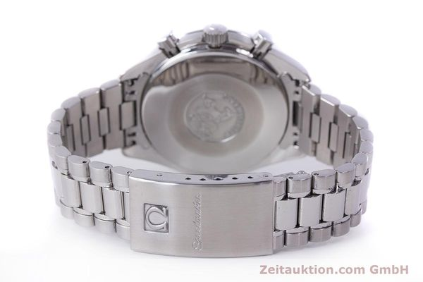 Used luxury watch Omega Speedmaster chronograph steel automatic Kal. 2890A2 Ref. 3510.50.00  | 160992 12