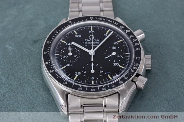 Used luxury watch Omega Speedmaster chronograph steel automatic Kal. 2890A2 Ref. 3510.50.00  | 160992 15