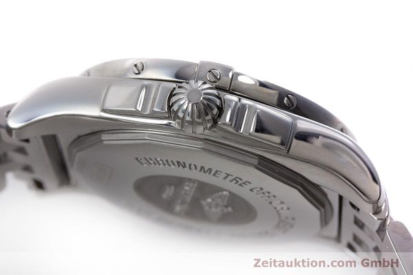 Used luxury watch Breitling Galactic steel automatic Kal. B37 ETA 2895-2 Ref. A37330  | 160995 11