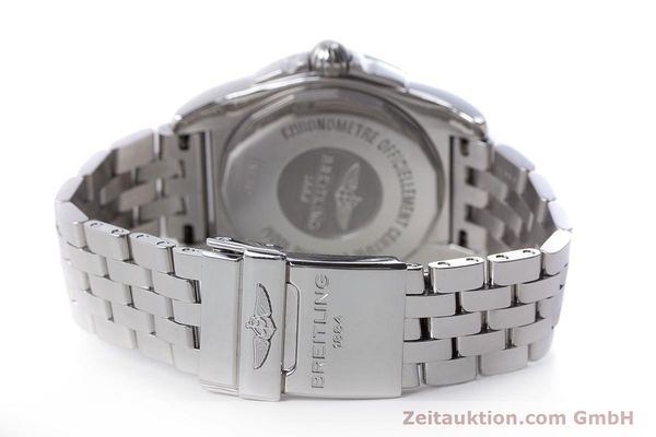 Used luxury watch Breitling Galactic steel automatic Kal. B37 ETA 2895-2 Ref. A37330  | 160995 12