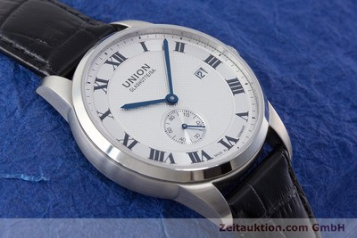 UNION GLASHÜTTE 1893 STEEL AUTOMATIC KAL. 2899227 LP: 1680EUR [160996]