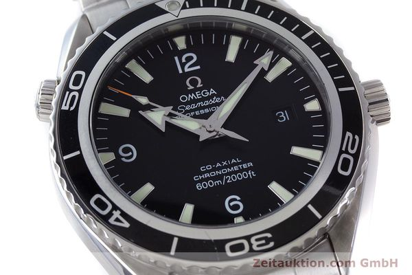 Used luxury watch Omega Seamaster steel automatic Kal. 2500C Ref. 22005000  | 160997 02