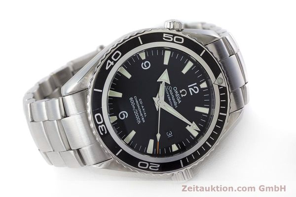 Used luxury watch Omega Seamaster steel automatic Kal. 2500C Ref. 22005000  | 160997 03