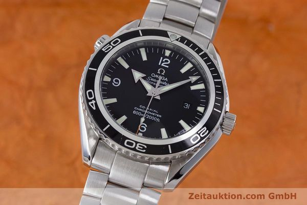 Used luxury watch Omega Seamaster steel automatic Kal. 2500C Ref. 22005000  | 160997 04