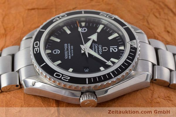 Used luxury watch Omega Seamaster steel automatic Kal. 2500C Ref. 22005000  | 160997 05