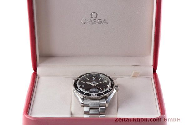 Used luxury watch Omega Seamaster steel automatic Kal. 2500C Ref. 22005000  | 160997 07