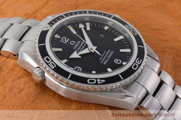 Used luxury watch Omega Seamaster steel automatic Kal. 2500C Ref. 22005000  | 160997 18