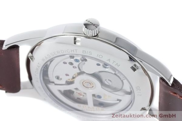 Used luxury watch Nomos Club steel automatic Kal. Epsilon  | 161000 08