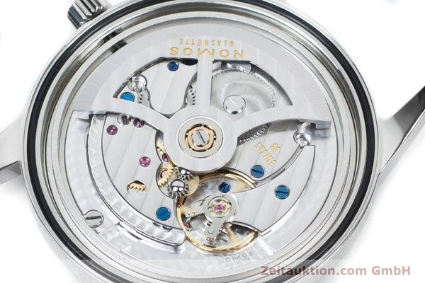 Used luxury watch Nomos Club steel automatic Kal. Epsilon  | 161000 09