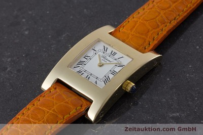 CHOPARD YOUR HOUR 18 CT GOLD QUARTZ KAL. ETA 976.001 LP: 8540EUR [161002]