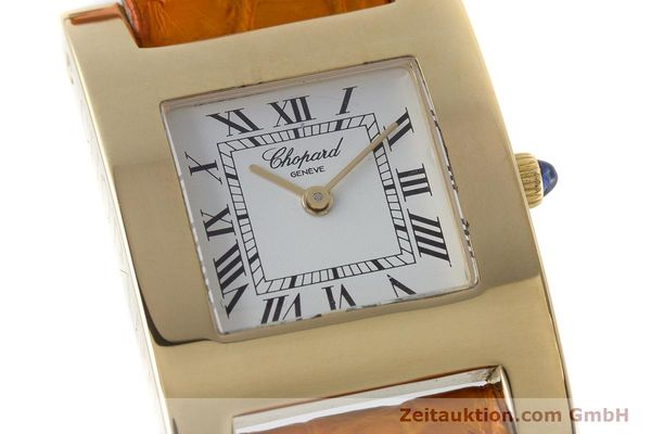 gebrauchte Luxusuhr Chopard Your Hour 18k Gold Quarz Kal. ETA 976.001 Ref. 4451  | 161002 02