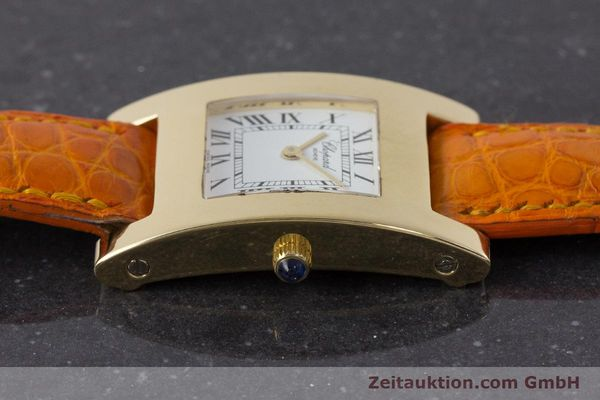 gebrauchte Luxusuhr Chopard Your Hour 18k Gold Quarz Kal. ETA 976.001 Ref. 4451  | 161002 05