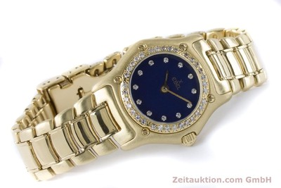 EBEL 1911 OR 18 CT QUARTZ KAL. 90 LP: 14500EUR [161006]