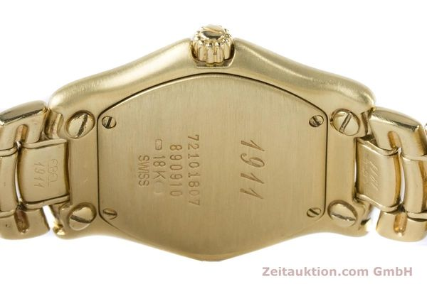 Used luxury watch Ebel 1911 18 ct gold quartz Kal. 90 Ref. 890910  | 161006 09