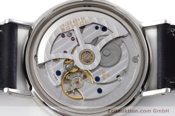 Used luxury watch Nomos Ludwig steel automatic Kal. Zeta 7552  | 161023 09