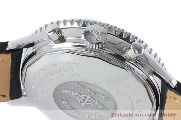 Used luxury watch Breitling Navitimer chronograph steel automatic Kal. B13 ETA 7750 Ref. A13022  | 161028 08