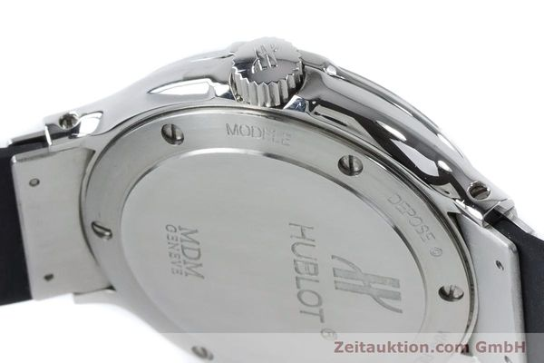Used luxury watch Hublot MDM steel automatic Kal. ETA 2000-1 Ref. 1430.1  | 161034 08