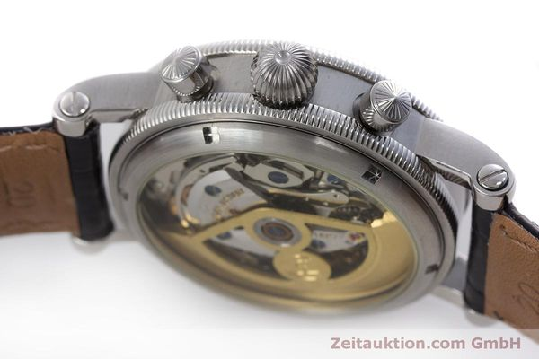 Used luxury watch Chronoswiss Kairos chronograph steel automatic Kal. 754 Ref. CH7523  | 161036 11