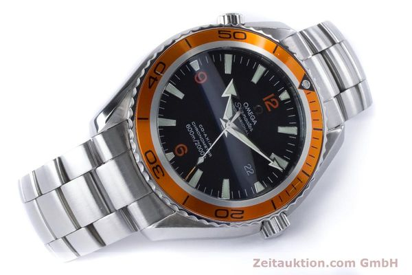 Used luxury watch Omega Seamaster steel automatic Kal. 2500C Ref. 232.30.46.21.01.002  | 161038 03