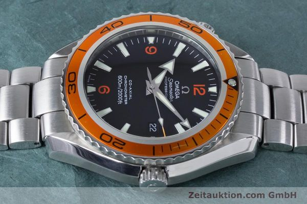 Used luxury watch Omega Seamaster steel automatic Kal. 2500C Ref. 232.30.46.21.01.002  | 161038 05