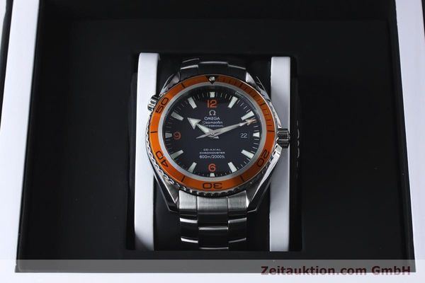 Used luxury watch Omega Seamaster steel automatic Kal. 2500C Ref. 232.30.46.21.01.002  | 161038 07