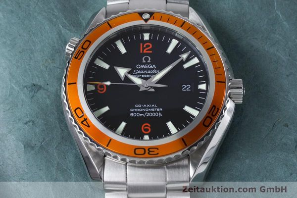 Used luxury watch Omega Seamaster steel automatic Kal. 2500C Ref. 232.30.46.21.01.002  | 161038 16