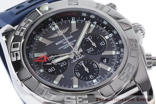 Used luxury watch Breitling Chronomat 47 chronograph steel automatic Kal. B04 Ref. AB0410  | 161039 02