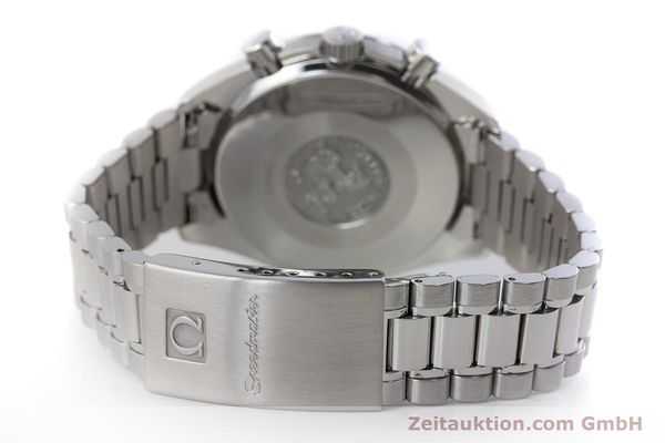 Used luxury watch Omega Speedmaster chronograph steel automatic Kal. 3220  | 161041 12