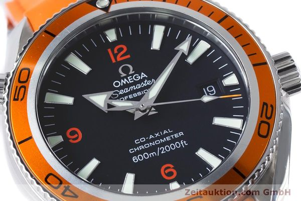 Used luxury watch Omega Seamaster steel automatic Kal. 2500C Ref. 29095038  | 161048 02