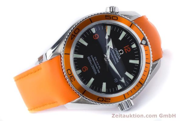 Used luxury watch Omega Seamaster steel automatic Kal. 2500C Ref. 29095038  | 161048 03