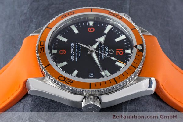 Used luxury watch Omega Seamaster steel automatic Kal. 2500C Ref. 29095038  | 161048 05