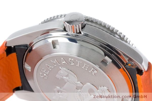 Used luxury watch Omega Seamaster steel automatic Kal. 2500C Ref. 29095038  | 161048 08