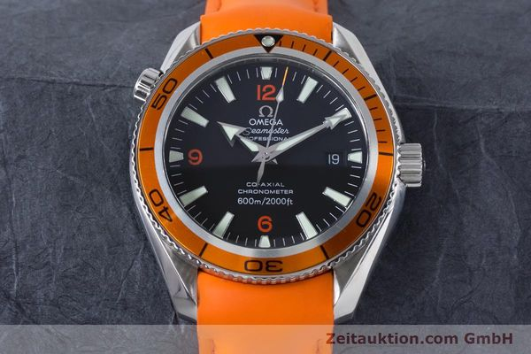 Used luxury watch Omega Seamaster steel automatic Kal. 2500C Ref. 29095038  | 161048 18