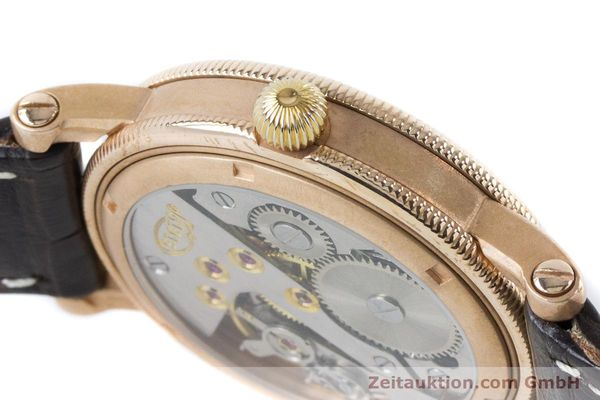 Used luxury watch Chronoswiss Regulateur bronze manual winding Kal. Unitas 6376 Ref. CH6327A VINTAGE  | 161052 08