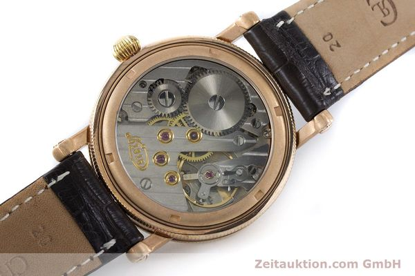 Used luxury watch Chronoswiss Regulateur bronze manual winding Kal. Unitas 6376 Ref. CH6327A VINTAGE  | 161052 10