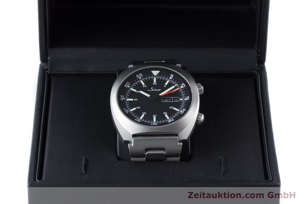 Used luxury watch Sinn 240 ST steel automatic Kal. Selita  220-1  | 161057 07