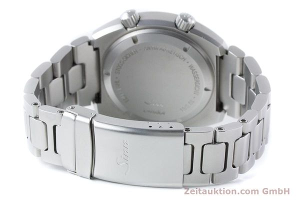 Used luxury watch Sinn 240 ST steel automatic Kal. Selita  220-1  | 161057 11