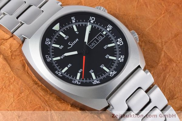Used luxury watch Sinn 240 ST steel automatic Kal. Selita  220-1  | 161057 14