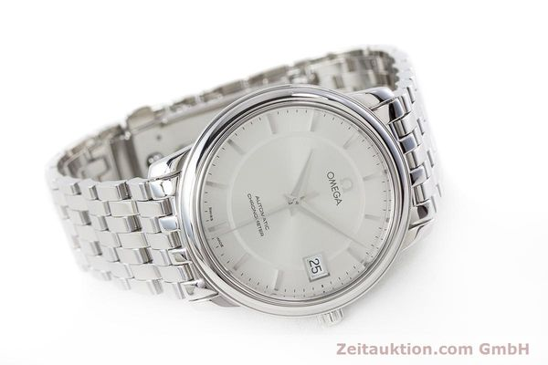 Used luxury watch Omega De Ville steel automatic Kal. 1120 Ref. 45003100  | 161058 03
