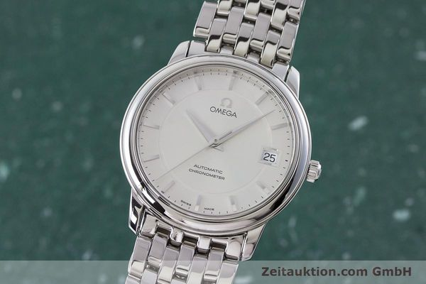 Used luxury watch Omega De Ville steel automatic Kal. 1120 Ref. 45003100  | 161058 04