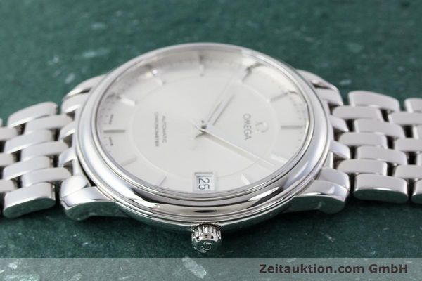 Used luxury watch Omega De Ville steel automatic Kal. 1120 Ref. 45003100  | 161058 05