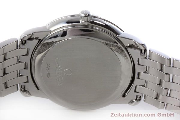 Used luxury watch Omega De Ville steel automatic Kal. 1120 Ref. 45003100  | 161058 09