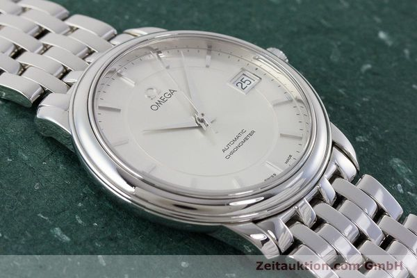 Used luxury watch Omega De Ville steel automatic Kal. 1120 Ref. 45003100  | 161058 16