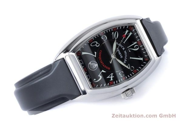 Used luxury watch Franck Muller Conquistador steel automatic Kal. 2800SC ETA 2892A2 Ref. 8005HSC  | 161062 03